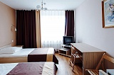 Double room economy + With breakfast buffet (restaurant)