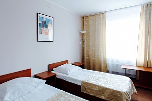 Double room standard for two people With breakfast buffet (restaurant)
