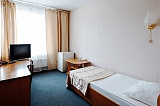Single room economy With breakfast buffet (restaurant)
